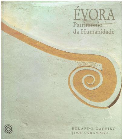 7236 Évora Património da Humanidade de Eduardo Gageiro, José Saramago