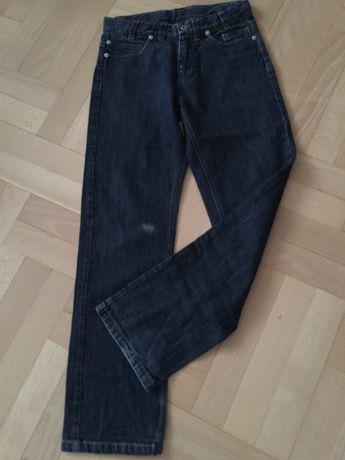 Spodnie jeansy 140 chlopiece
