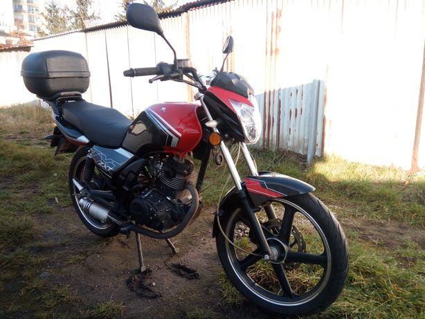 Motocykl Romet ZXT 125