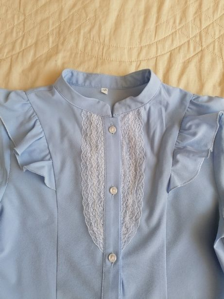 Блузка для девочки, р.146