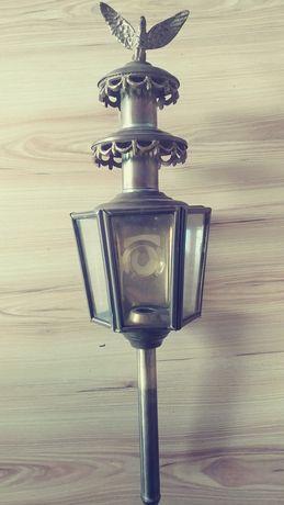Lampa do bryczka, powóz