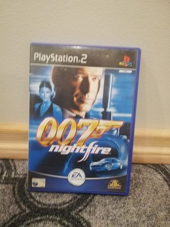 James Bond 007 - Nightfire | Gra PlayStation 2