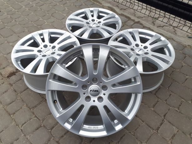 Диски R18 5x112 RIAL Audi/Mercedes-Benz/Seat/Skoda/Volkswagen