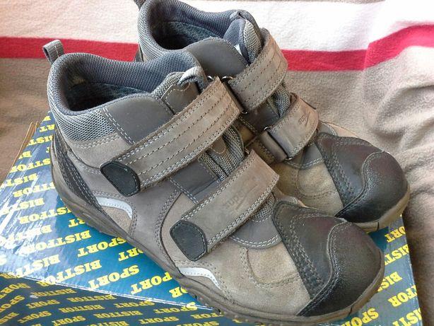 Замшевые ботинки Superfit Gore-tex р. 38-39