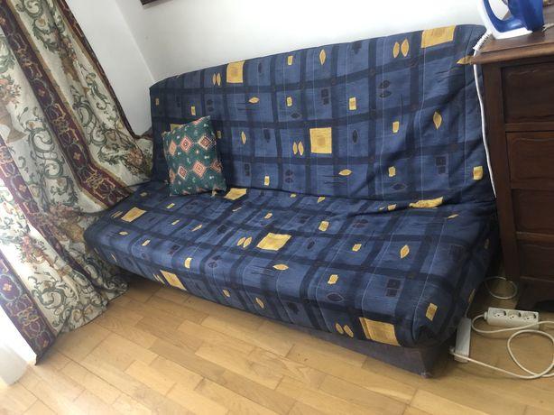 Sofá cama de segunda mão