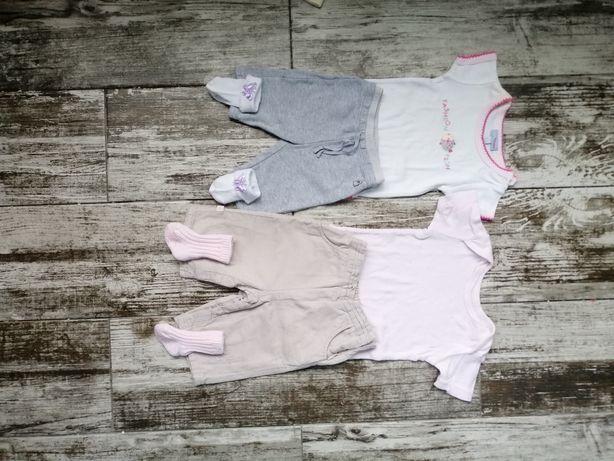 Комплект одягу для дівчинка від 0 до 3 місяців