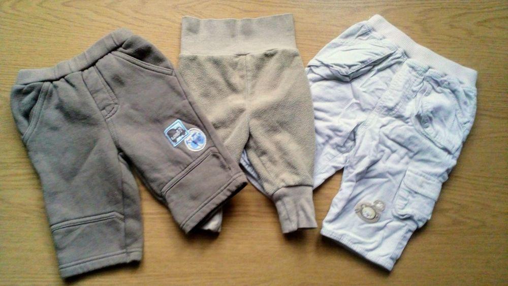 Spodnie ocieplane Klucze - image 1