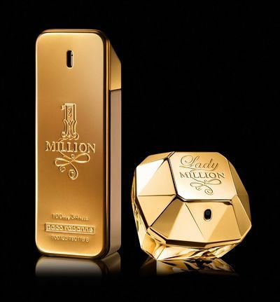 Paco Rabanne 1 Million Lady тестер пако рабан леди миллион 80мл 100 мл