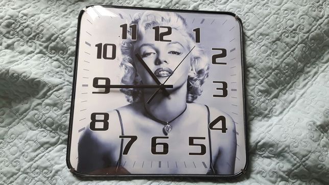 Zegarek z Marilyn Monroe