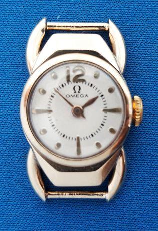 Damska unikatowa Omega w złocie z lat 30-tych przedwojenna 14k