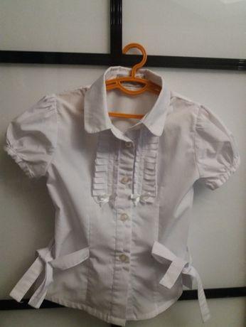 Школьная блузка - -р 122