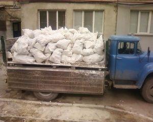 Мішки для сміття вивіз утилізація