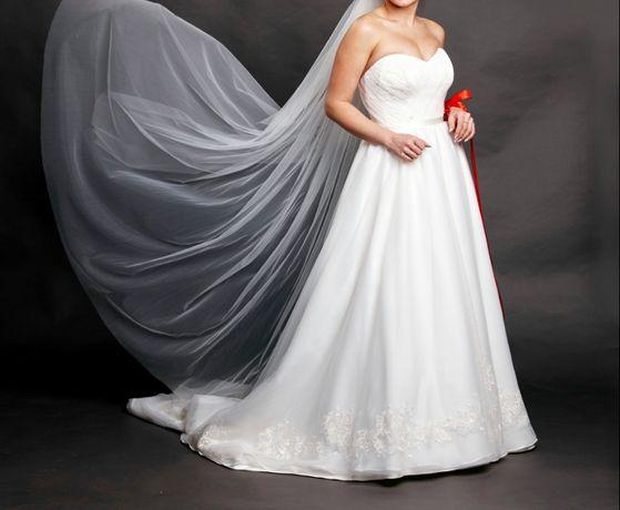 Продаv весільне плаття (Crystal Frezia)