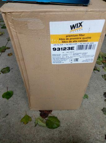 Воздушный фильтр Wix 93123e, для Daf euro 3