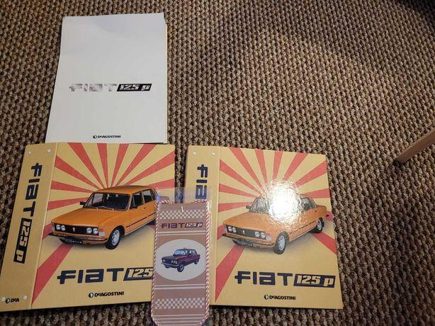 Kolekcja Fiata 125p