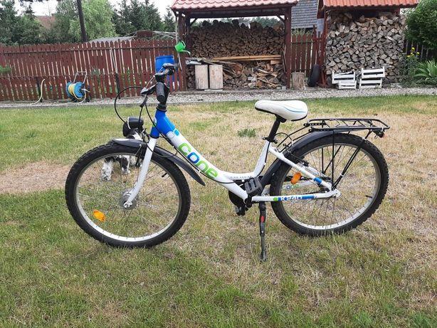 Rower dziecięcy idealny na komunię używany