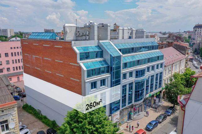 Продаж офісного приміщення БЦ Екстім-Сіті 260 м2