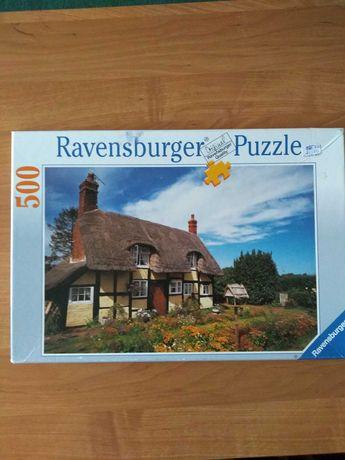 Puzzle Ravensburger 500
