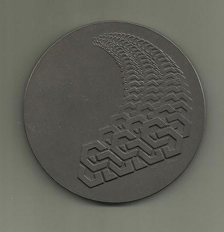 medalha -encontro aposentados CGD