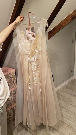 Suknia ślubna - Ochocka Atelier S1813