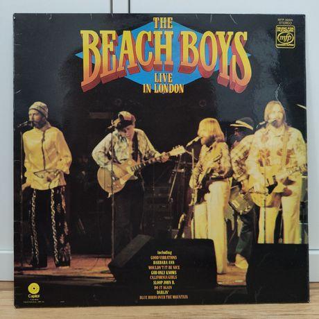 The Beach Boys - live in London - winyl/płyta winylowa-stan NM-