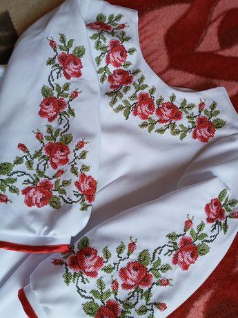 Продам красиве плаття - вишиванка