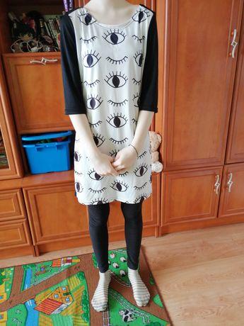 Super Sukienka dla dziewczynki