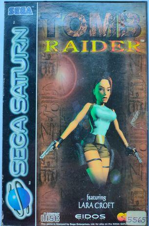 Tomb Raider (Sega Saturn)