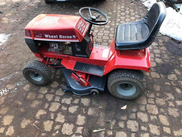 Traktorek kosiarka Wheel Horse 210-4 Kawasaki traktor ciągnik