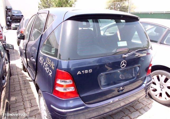 Peças Mercedes A160