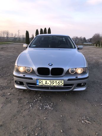 BMW e39 2.8 benzyna lpg m pakiet e46 e38 e60 e90