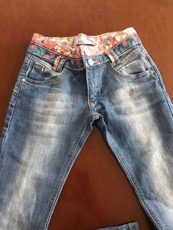 джинсы рост 146