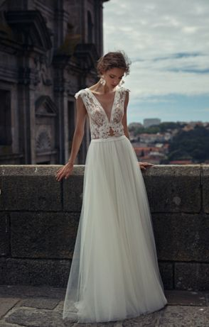 Suknia Ślubna Malva 2020