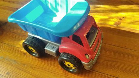 Машинка грузовик самосвал технок