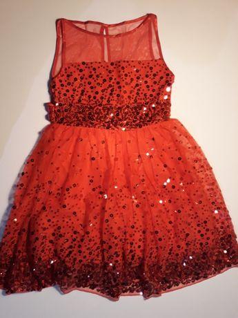 Красивое платье на 8 лет
