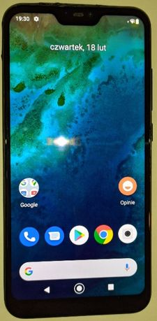 Xiaomi mi a2 lite smartfon telefon 3gb RAM 32gb pamięci Android 10