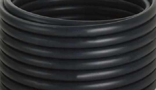 RURA WODNA PE 32mm czarna