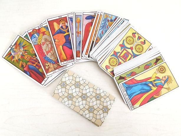 Tarot de Marseille - como novo