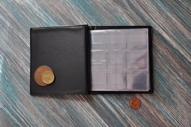 Альбом для монет (на 52 монети) мікс - MARCIA, Schulz