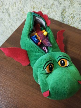 Набор Лего деталей lego игрушки мягкая игрушка дракон