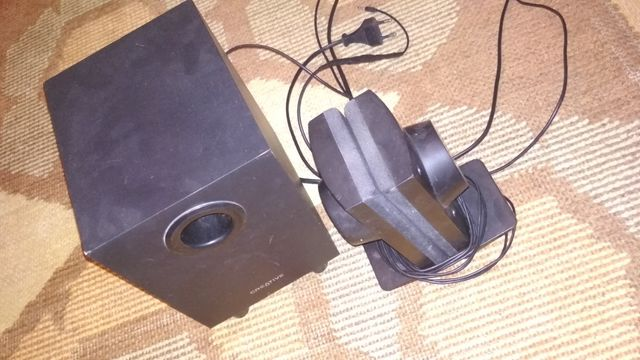 Głośniki komputerowe Creative A100