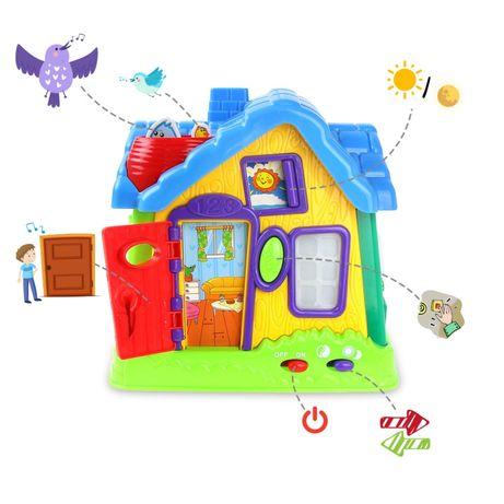 Domek interaktywny