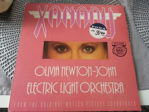 Plyta winylowa olivia newton john electric light orchestra 1980