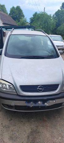 Opel Zafira A 2,0 2,2  DTI запчастини розборка