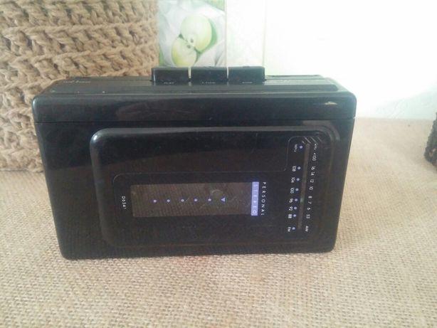 Кассетный аудиоплеер Magnavox