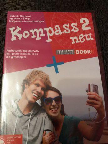 Kompass 2 Neu multibook
