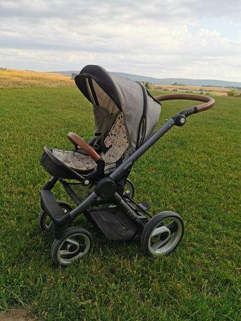Wózek Mutsy Evo 3w1 (fotel Kiddy Evolution Pro 2)