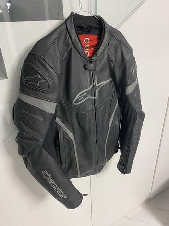 Kurtka skorzana motocyklowa alpinestars rozmiar 58 xxl