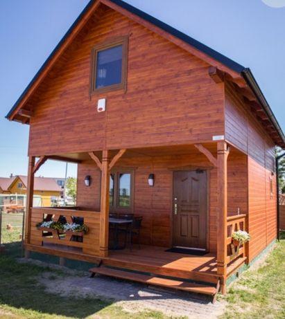 Domki drewniane domek