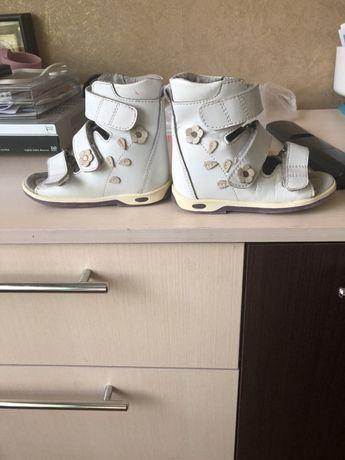 Ортопедические сандали. Ортопед. Босоножки. Ортопедическая обувь